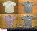 カムコ-シャンブレーS/Sワークシャツ