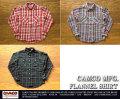 カムコ-フランネルシャツ2014