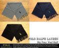 [Polo Ralph Lauren]ポロラルフローレン-ビッグポニーウールストール