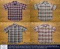 バギー-マドラスチェックボタンダウンシャツ