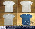 [VelvaSheen]ベルバシーン-ロゴ刺繍ポケットTシャツ