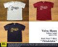 "[Velva Sheen Yellow Label]ベルバシーンイエローレーベル-スラブプリントTシャツ""Philadelphia"""