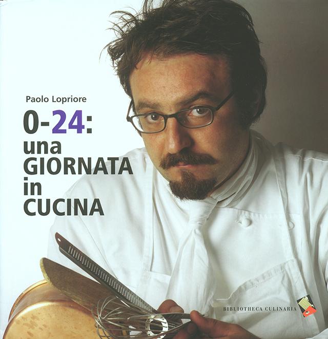 0-24 una GIORNATA in CUCINA  (イタリア・シエナ)