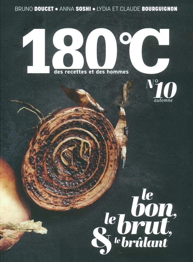 180℃ #10 des recettes et des hommes