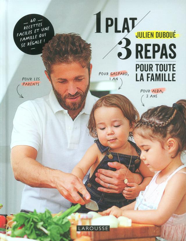 1 PLAT 3 REPAS POUR TOUTE LA FAMILLE (フランス・パリ)