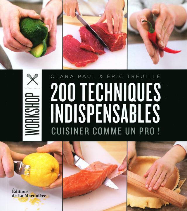200 TECHNIQUES INDISPENSABLES (イギリス)