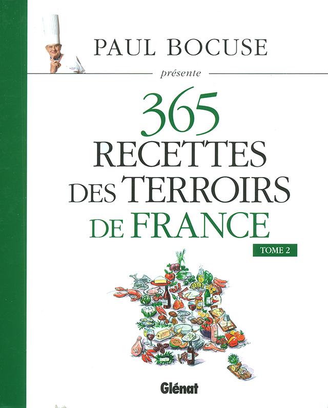 365 RECETTES DES TERROIRS DE FRANCE TOME2 (フランス)