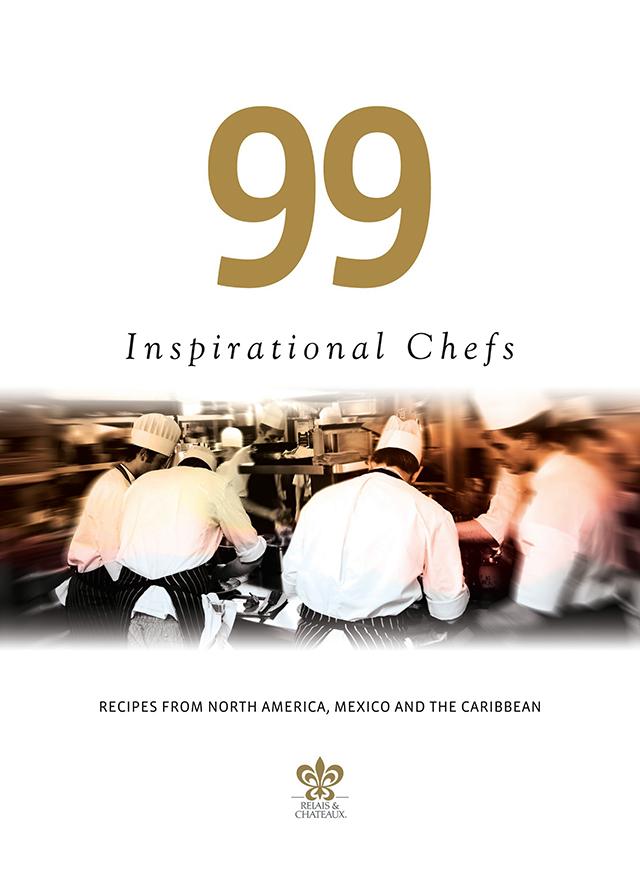99 Inspirational chefs (アメリカ)