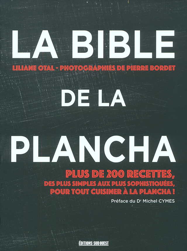 LA BIBLE DE LA PLANCHA  (フランス) 絶版
