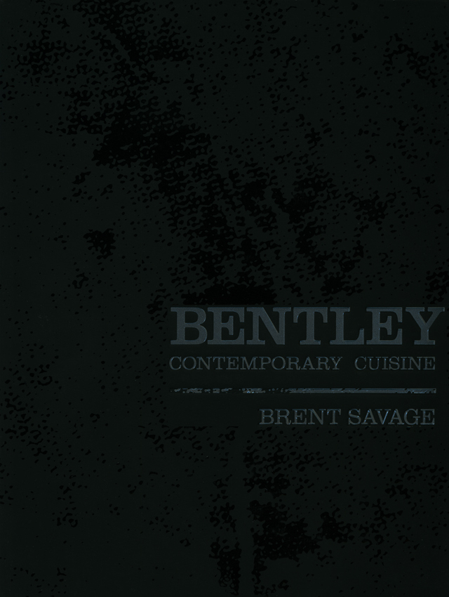 BENTLEY contemporary cuisine (オーストラリア・シドニー)