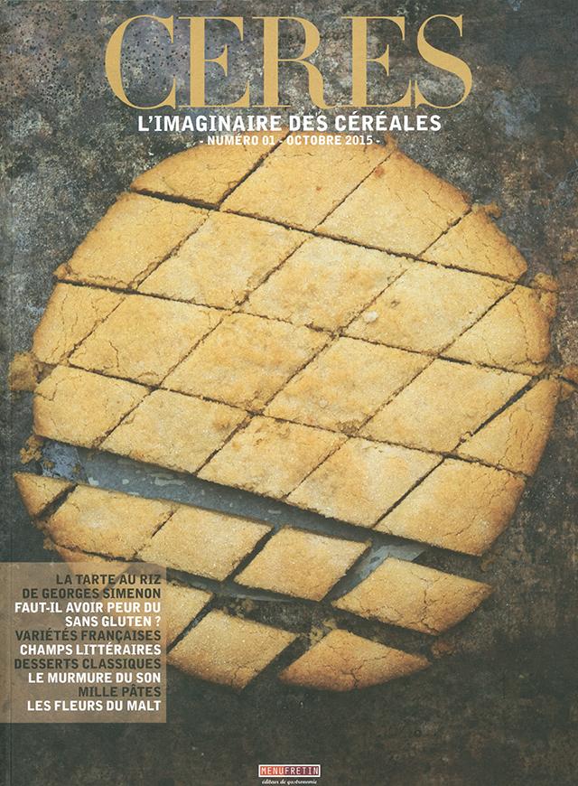 CERES L'IMAGINAIRE DES CEREALES NUMERO 1 (フランス)