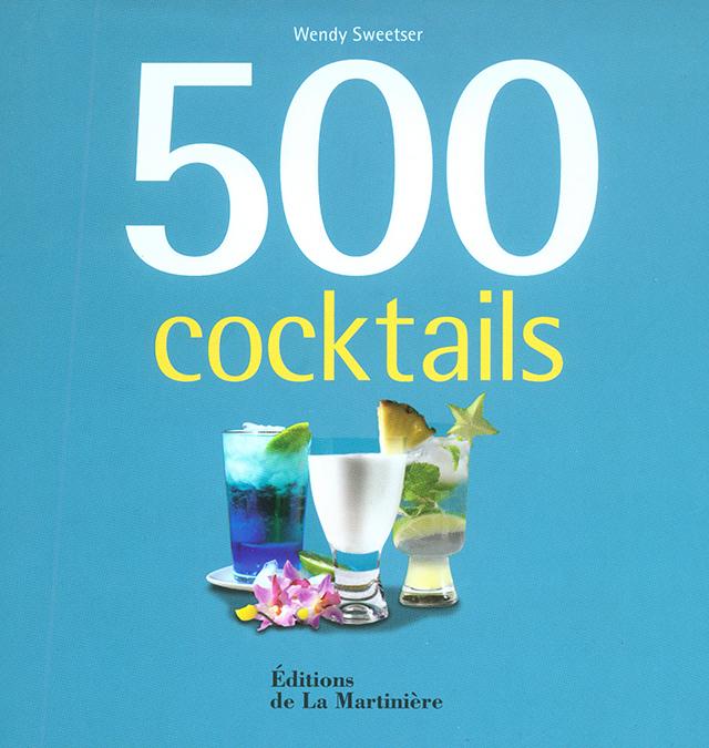 500 cocktails (イギリス) フランス語版