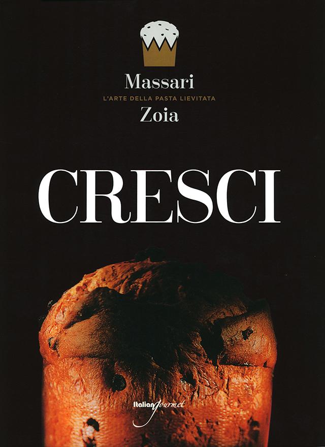 Iginio Massari Achille Zoia  CRESCI (イタリア) 英語併記
