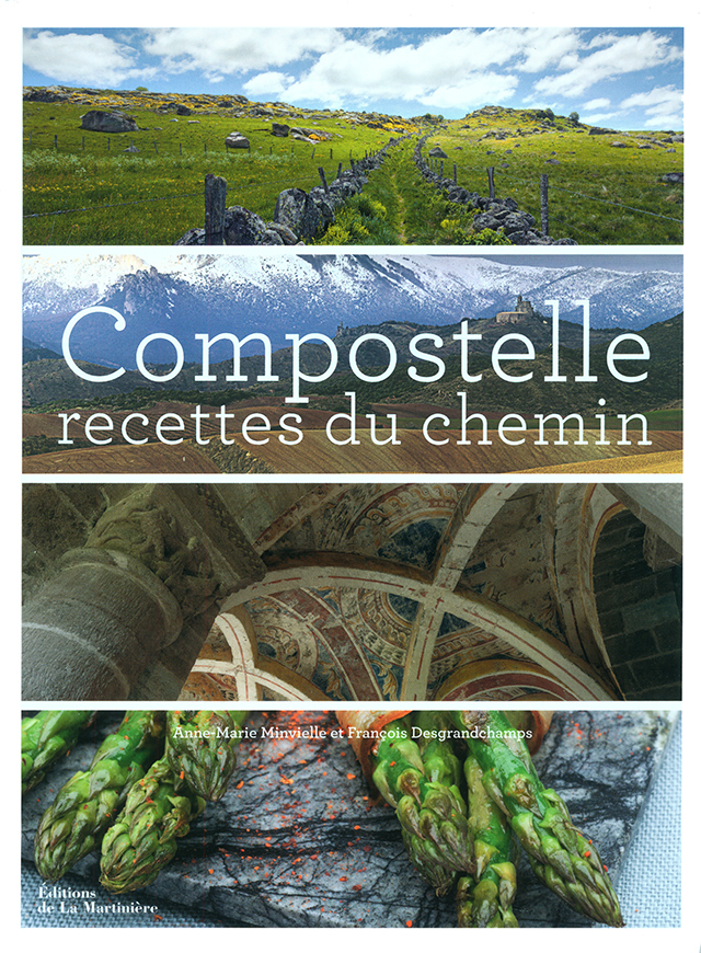 Compostelle recettes du chemin (フランス)