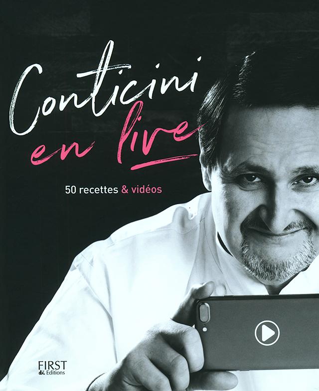 Conticini en live (フランス・パリ)
