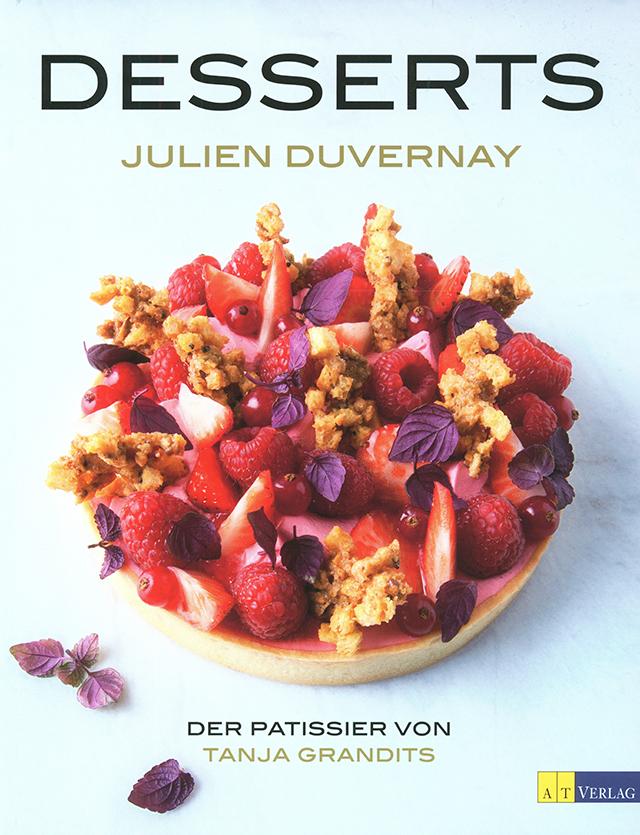 DESSERT JULIEN DUVERNAY (スイス) ドイツ語