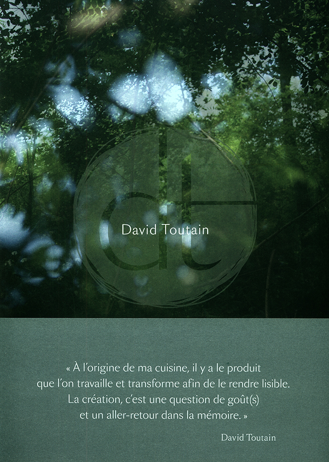 David Toutain (フランス・パリ)