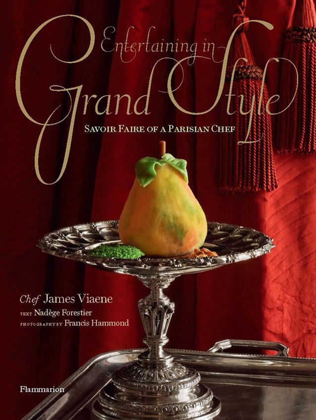 Entertaining in Grand Style  (フランス・パリ) 英語版