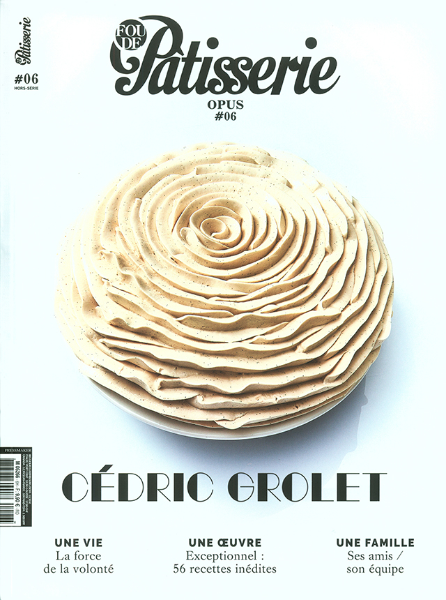 FOU DE Patisserie Hors serie # 6 Blanche