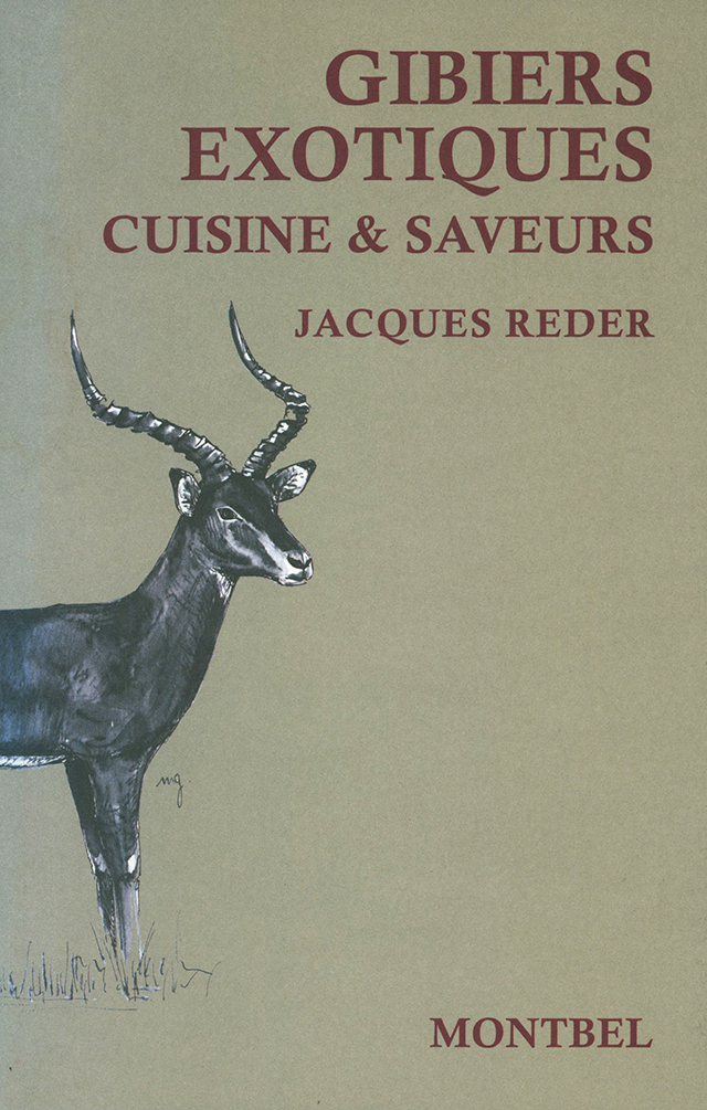 GIBIER EXOTIQUES JACQUES REDER (フランス)