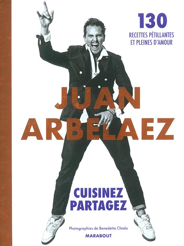 JUAN ARBELAEZ CUISINEZ PARTAGEZ (フランス)