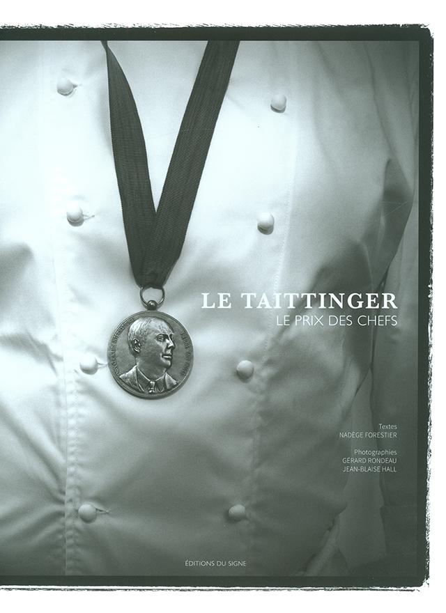 Le Taittinger  le prix des chefs (フランス)