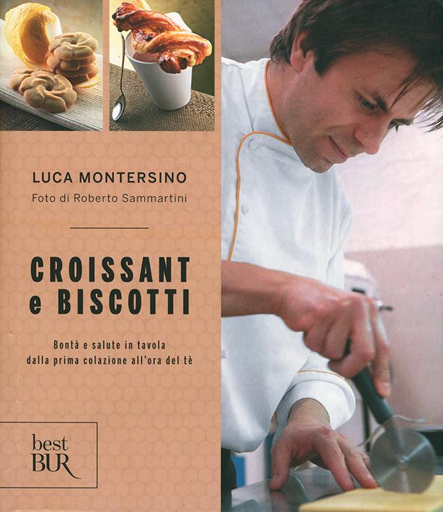 LUCA MONTERSINO CROISSANT e BISCOTTI (イタリア)