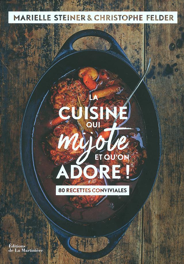 La cuisine qui mijote et qu'on adore (フランス)