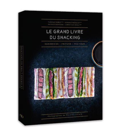 Le Grand livre du Snacking (フランス) 予約販売