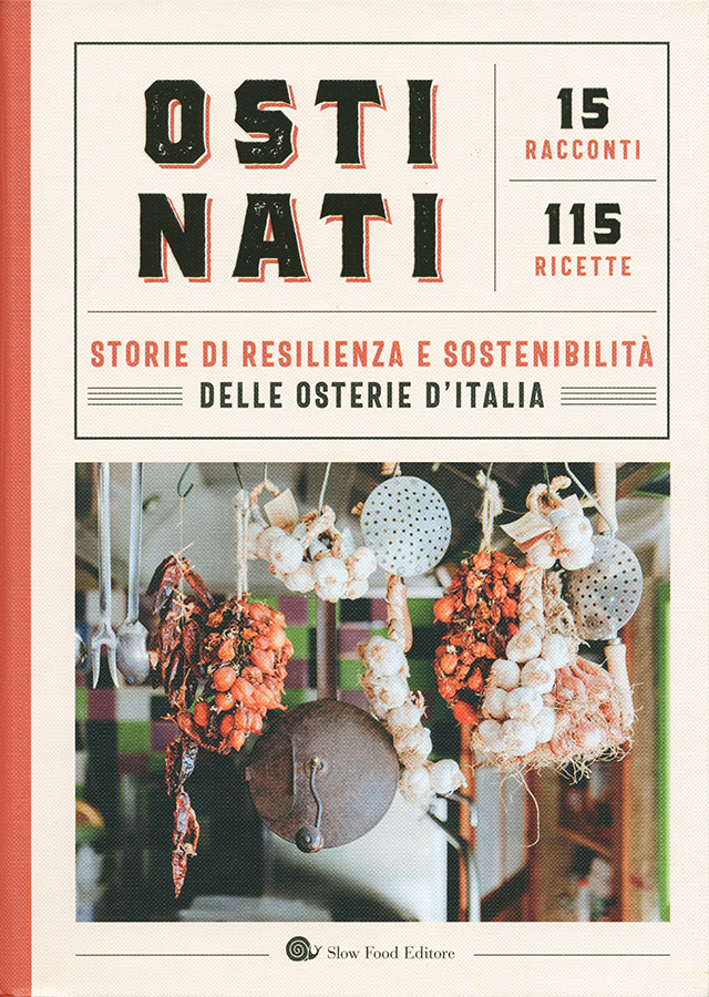 OSTINATI  Slow Food Editore (イタリア)