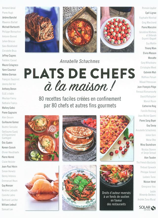 PLATS DE CHEFS a la maison ! (フランス)