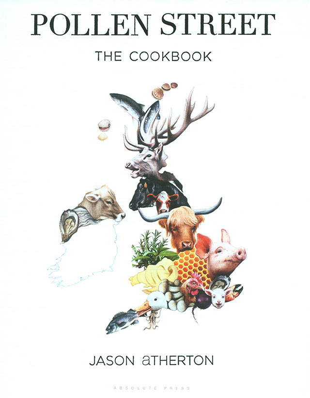 POLLEN STREET THE COOKBOOK (イギリス・ロンドン)