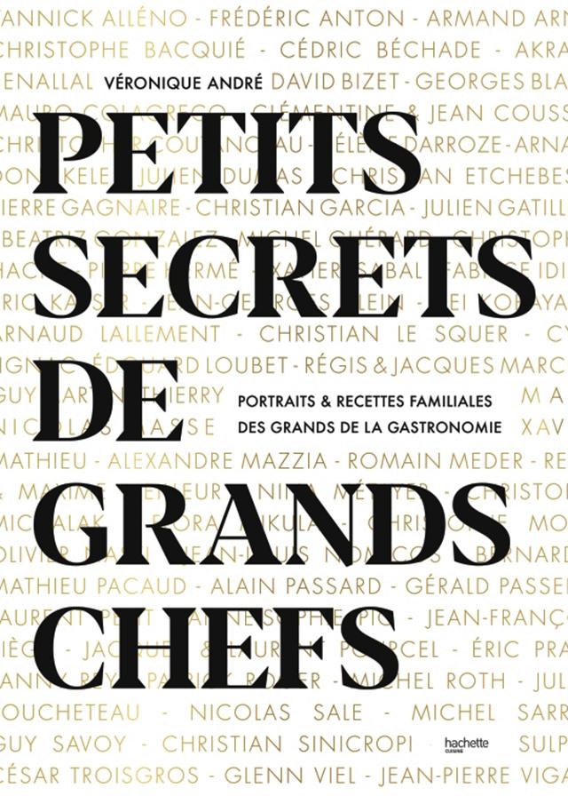 PETITS SECRETS DE GRANDS CHEFS (フランス)