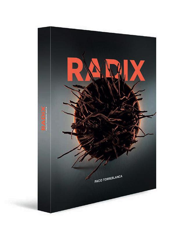 RADIX  PACO TORREBLANCA (スペイン)