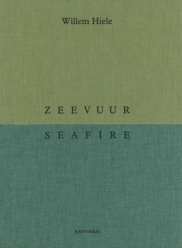 Willem Hiele ZEEVUUR / SEAFIRE (ベルギー) 英語・オランダ語