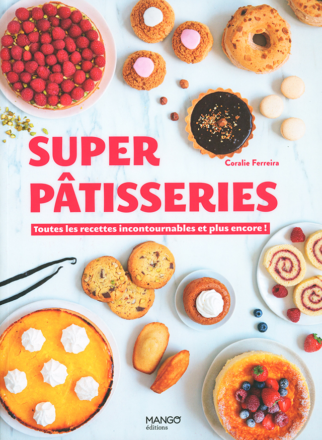 SUPER PATISSERIES MANGO editions (フランス)