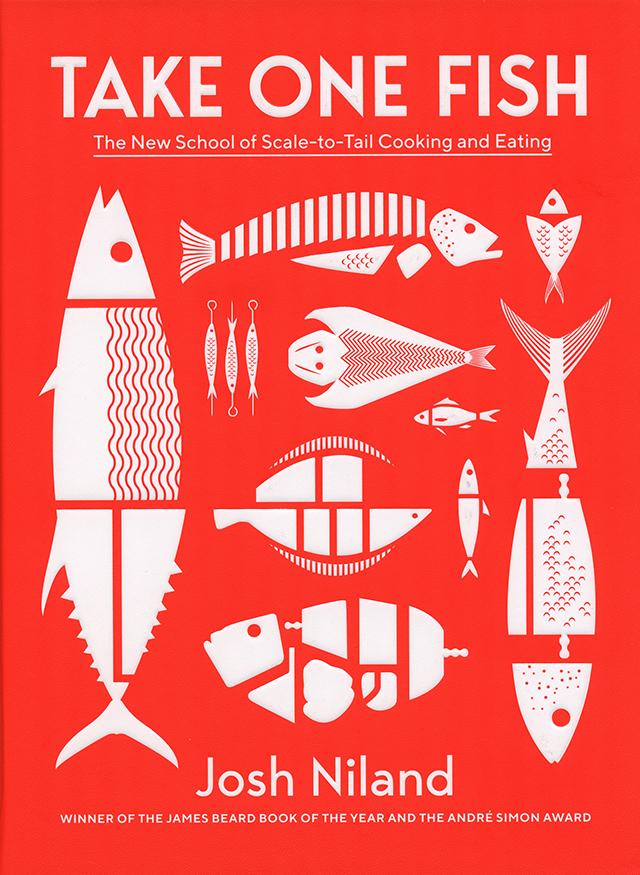 TAKE ONE FISH Josh Niland  (オーストラリア)