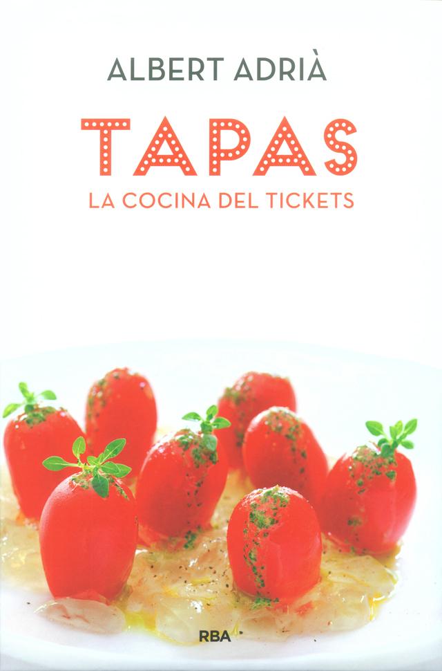 ALBERT ADRIA TAPAS  (スペイン)
