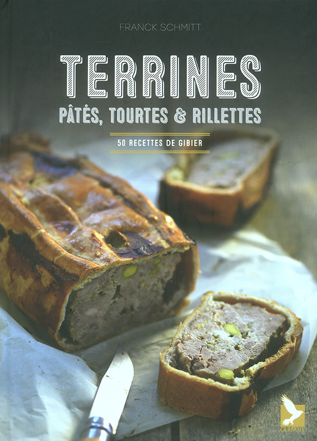 TERRINES PATES,TOURTES & RILLETTES  (フランス)
