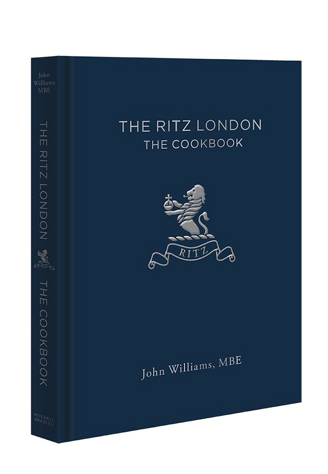 THE RITZ LONDON THE COOKBOOK (イギリス・ロンドン)