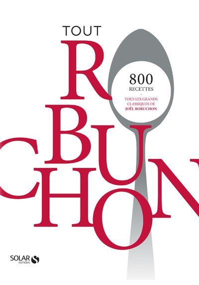 Tout Robuchon - Edition collector (フランス) 予約販売