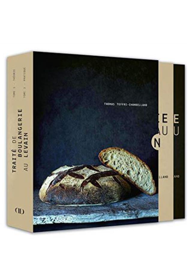 Traite de boulangerie au levain (フランス・パリ)