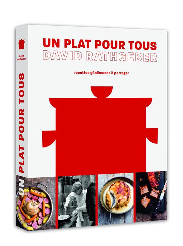 UN PLAT POUR TOUS DAVID RATHGEBER  (フランス・パリ)