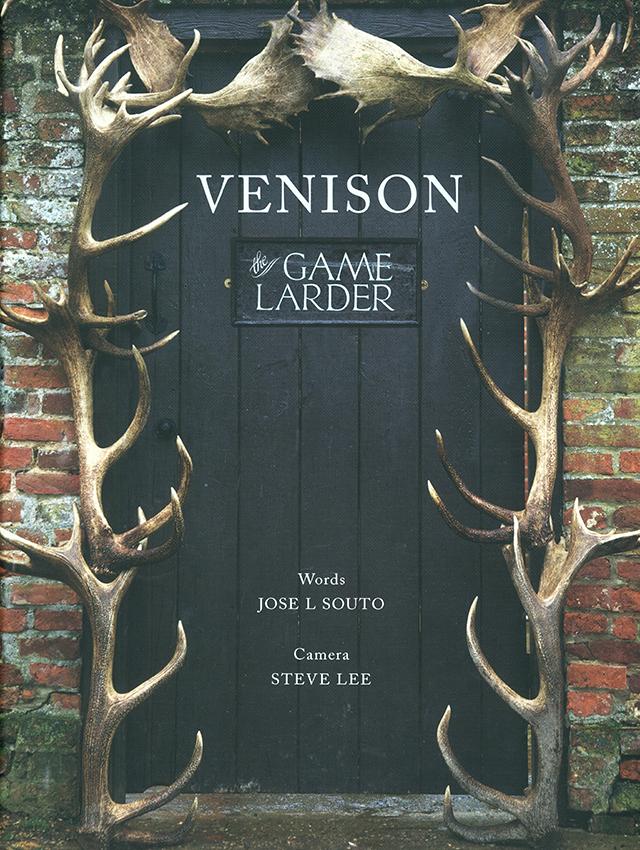 VENISON  The Game Larder (イギリス)