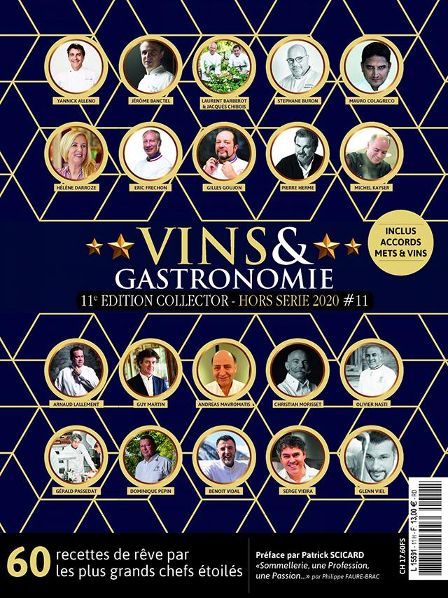 VINS & GASTRONOMIE HORS SERIE 2020 #11