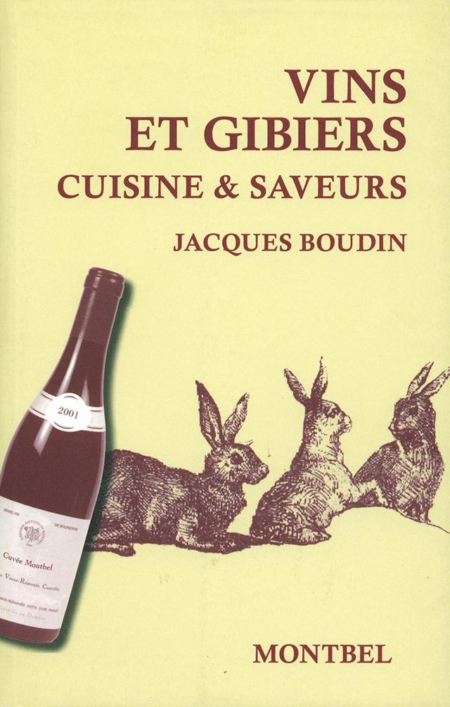 VINS ET GIBIERS JACQUES BOUDIN (フランス)