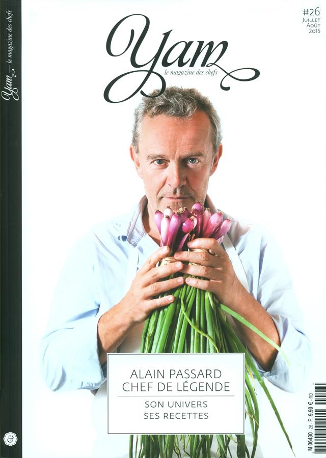 YAM le magazine des chefs  # 26
