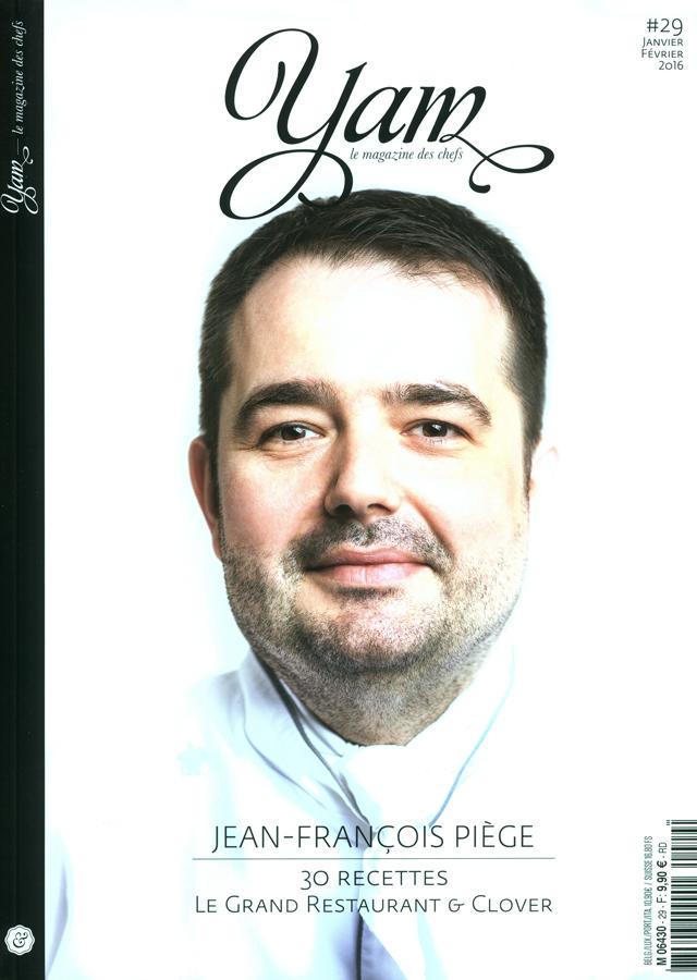 YAM le magazine des chefs  # 29