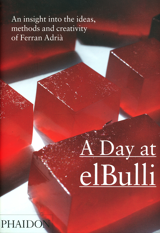 A Day at elBulli  (スペイン)