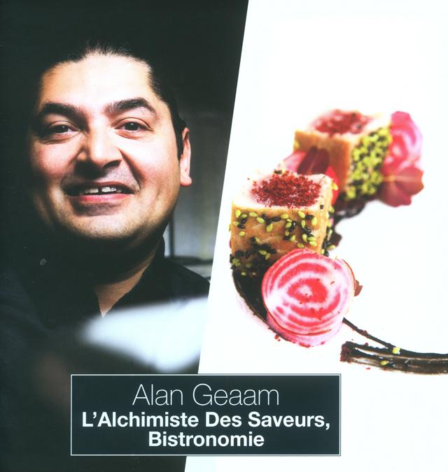 Alan Geaam  Alchemiste Des Saveurs, Bistronomie  (フランス・パリ)